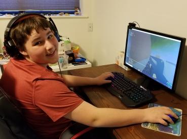 Computer Kid!